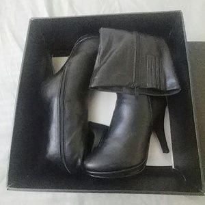 Justfab boots 6.5